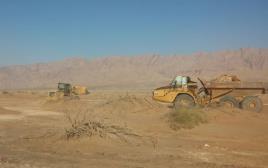 הקמת גדר בירדן