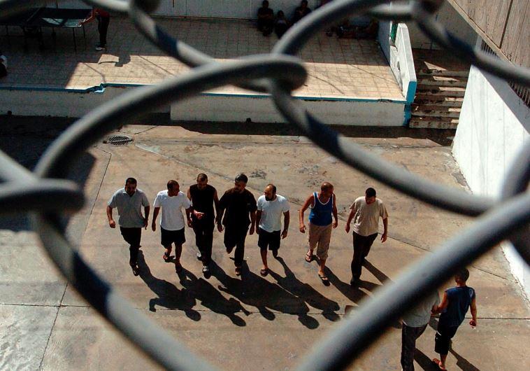 כלא איילון. צילום: נתי שוחט, פלאש 90