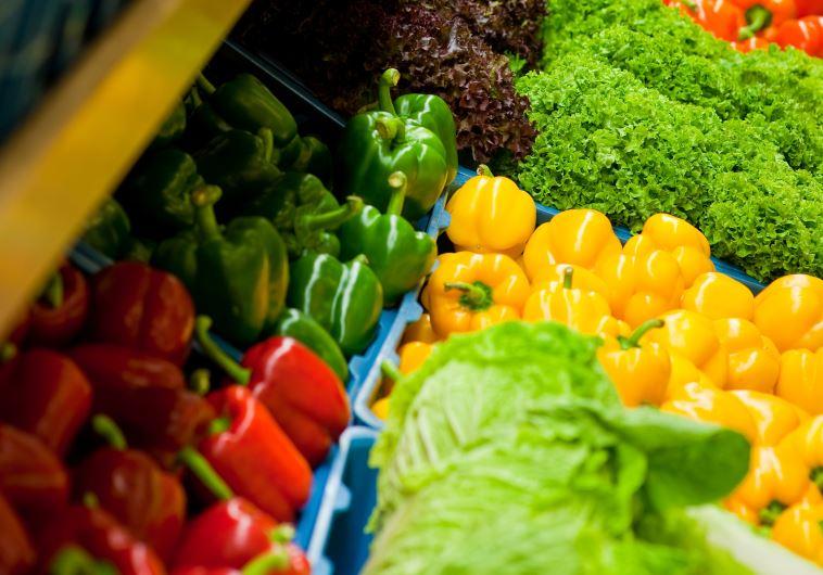 ירקות ופירות, אילוסטרציה