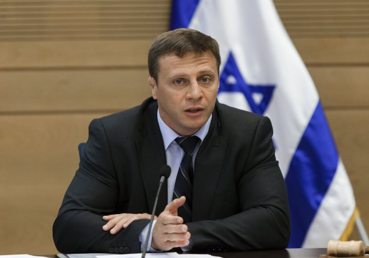 חבר הכנסת יואל רזבוזוב. צילום: פלאש 90