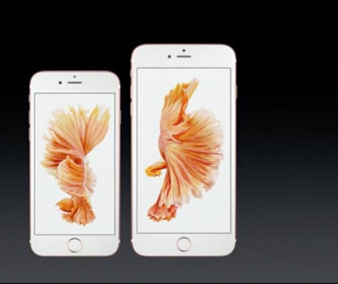 אייפון S6 ואייפון S6 פלוס נחשפים