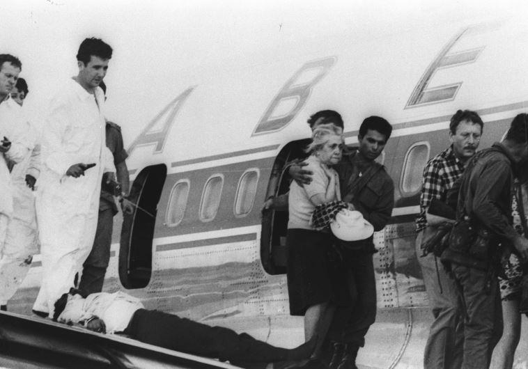 שחרור מטוס סבנה. צילום: רויטרס