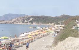 חוף פרדייז באי קוס