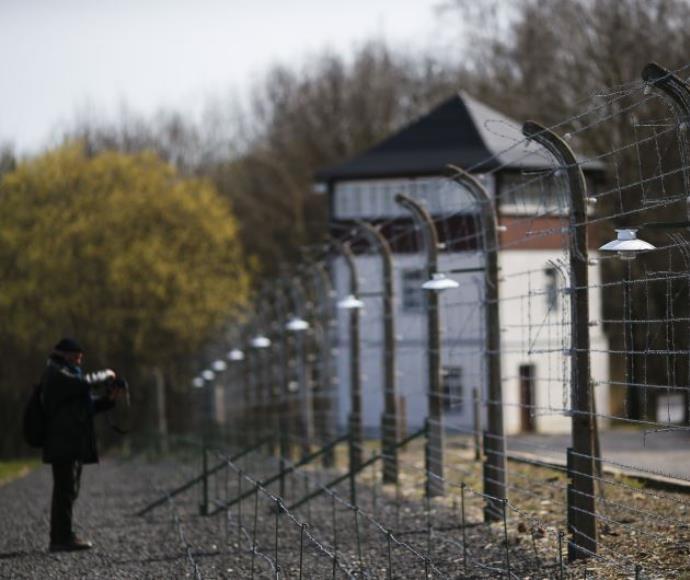 מחנה הריכוז לשעבר בוכנוואלד