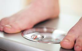 עלייה על המשקל