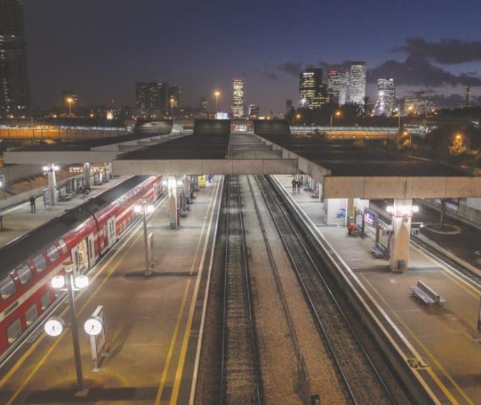 תחנת רכבת תל אביב מרכז