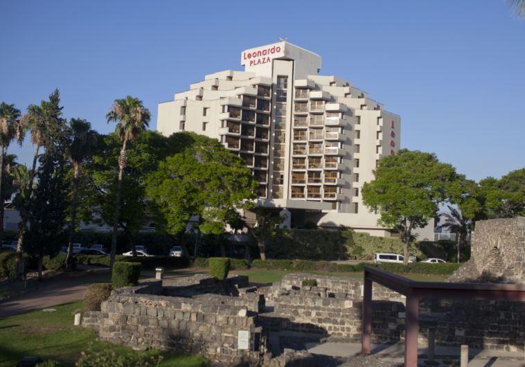 מלון לאונרדו פלאזה בטבריה מרשת מלונות פתאל