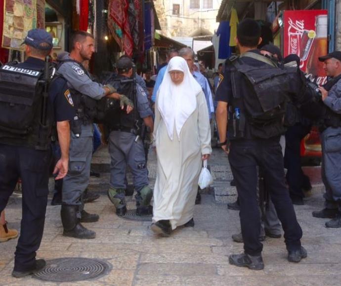 כוננות מוגברת בירושלים
