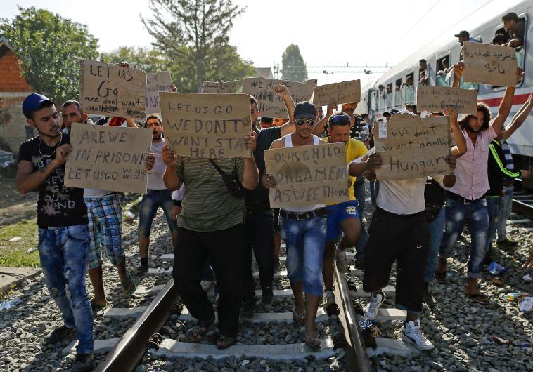 מהגרים בקרואטיה
