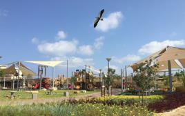 הפארק הבוטני החדש בעכו