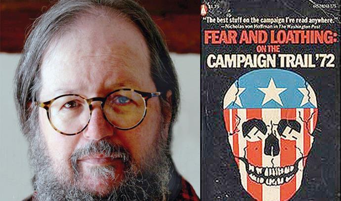 רון מיברג, פחד ותיעוב בקמפיין הבחירות 72