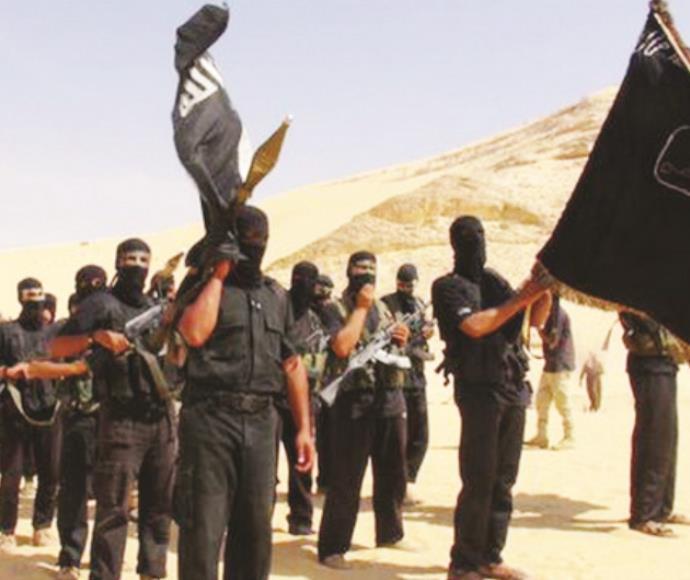 לוחמי דאעש