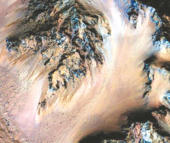 מים על מאדים