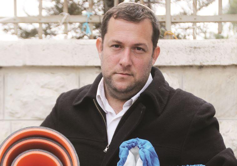 """""""לשקול להעמיד מועמד אחר לראשות הממשלה"""", דגן. צילום: אריאל בשור"""
