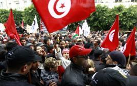 מהפכת היסמין בתוניסיה