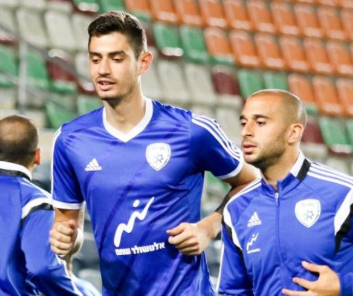 ניר ביטון בנבחרת ישראל
