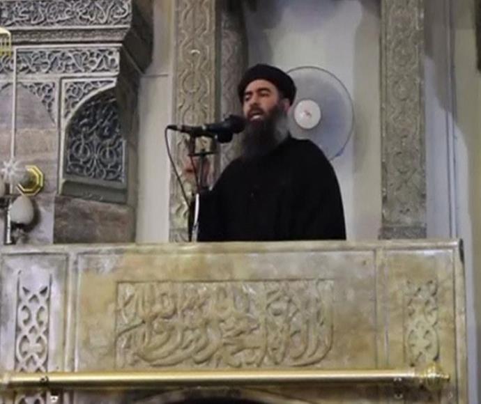 אבו בכר אל בגדאדי