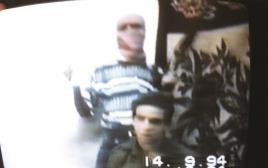 קלטת החטיפה של נחשון וקסמן