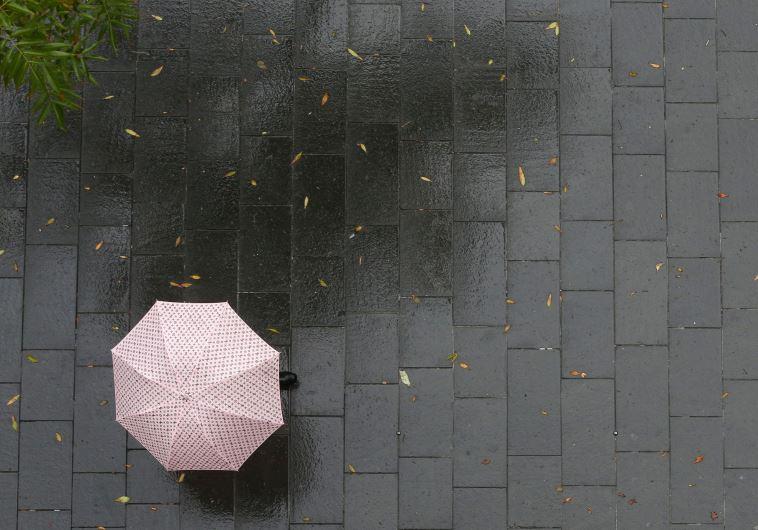 המטריות יכולות להישאר בארון. צילום: מרק ישראל סלם