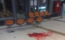 פיגוע ירי בתחנה המרכזית בבאר שבע