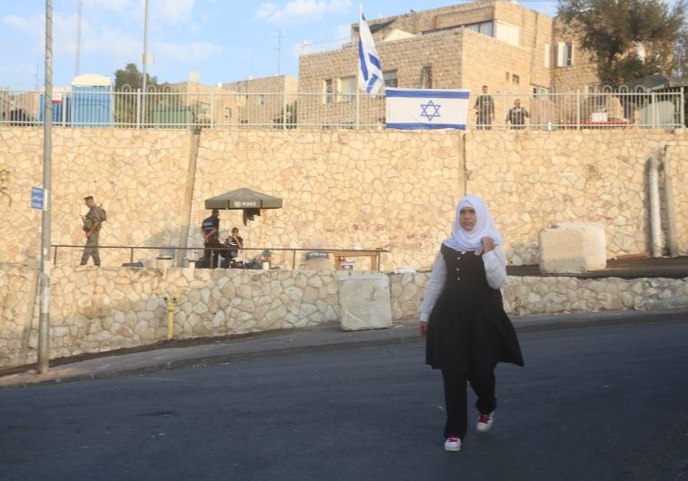 שכונת ג'בל מוכבר בירושלים. צילום: מרק ישראל סלם