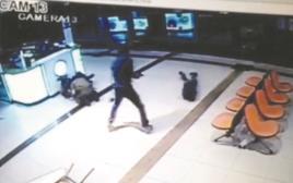 """פיגוע הטרור בתחנה המרכזית בב""""ש"""