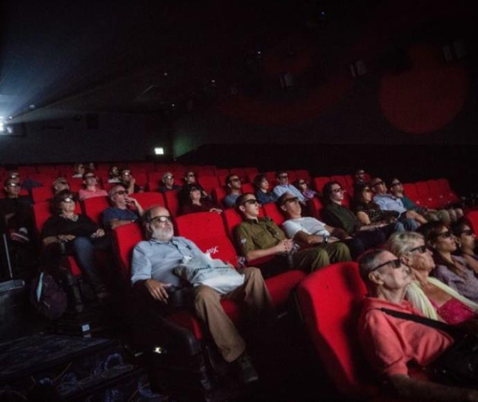 קולנוע יס פלנט, ירושלים