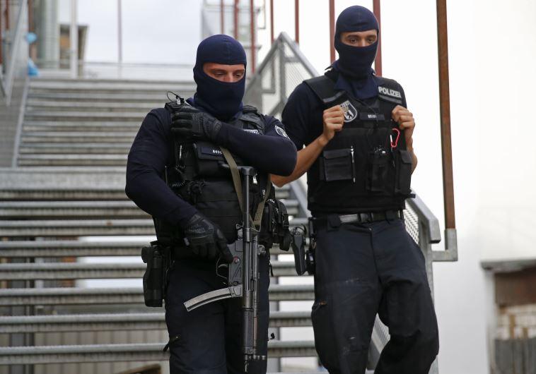 כוחות מיוחדים של משטרת גרמניה