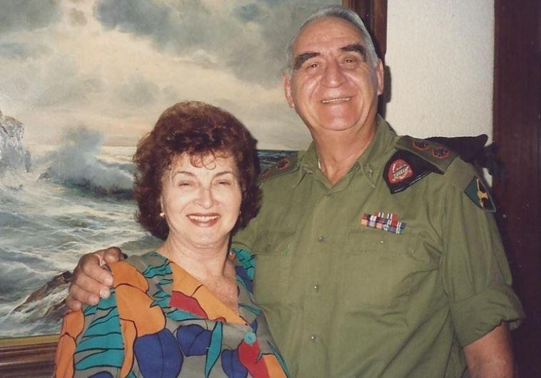 """דוד טפרסון ז""""ל ואשתו שושנה טפרסון ז""""ל"""