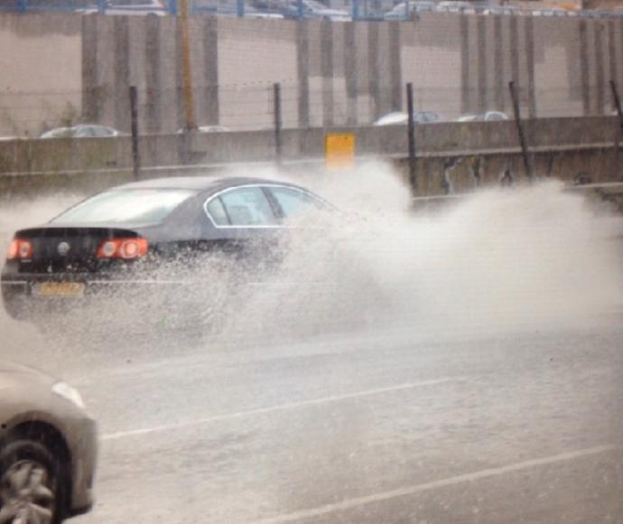 גשם בישראל