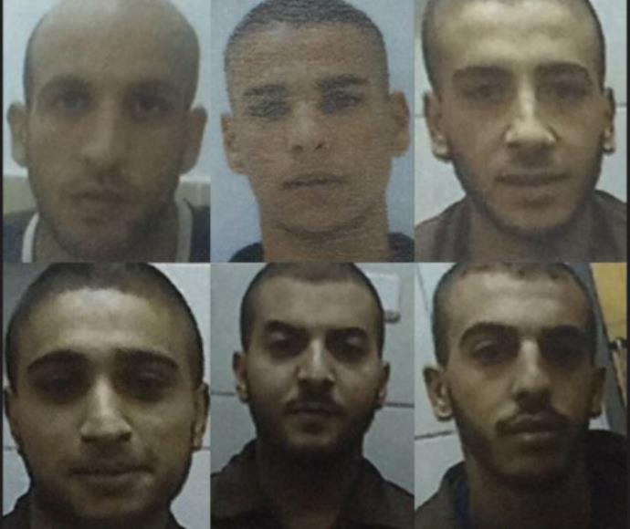 שישה תושבי טירה עצורים בחשד למעורבות באירועי טרור