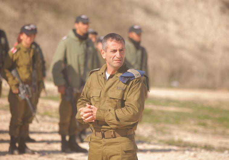 """קצין משטרה צבאית ראשי, תא""""ל גולן מימון"""