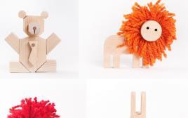 צעצועים ילדים מעוצבים