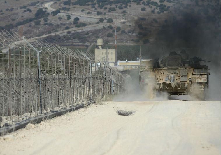 גבול לבנון - ישראל, ארכיון. צילום: פייר טרדג'מן, פלאש 90