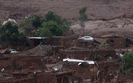 קריסת סכר בברזיל
