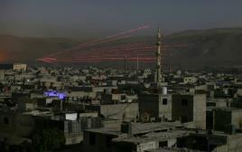 תקיפה בדמשק, סוריה. ארכיון