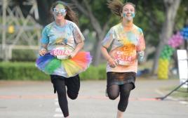 """מרוץ """"רצים בצבע"""""""