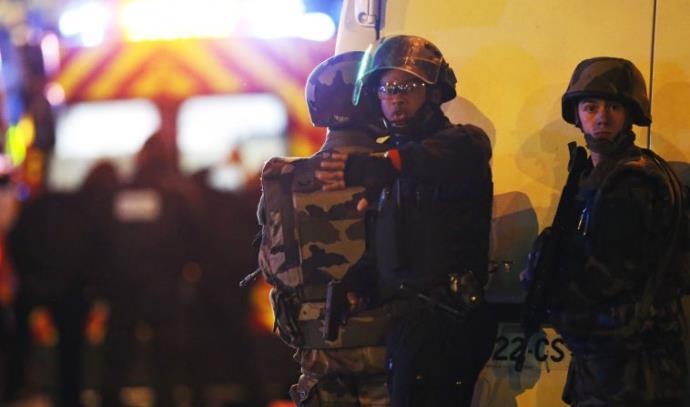מתקפת הטרור בפריז