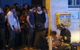 מתקפת טרור בפריז