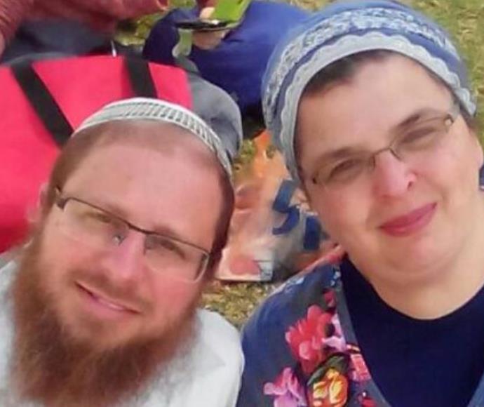 יעקב ליטמן שנהרג בפיגוע הירי בעתניאל ואשתו נעה ליטמן