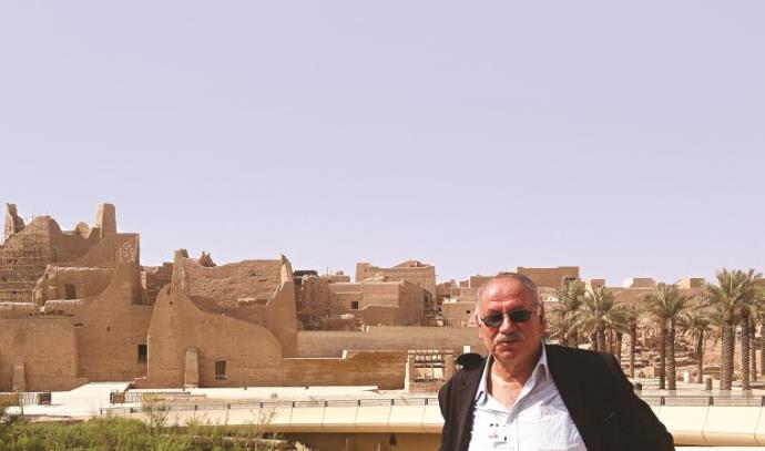 ״כשיסתיימו המלחמות, אנחנו רוצים שכולם יוכלו להגיע לכאן״. שליחנו בעיר העתיקה דיריה