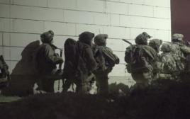 מעצר החשודים בביצוע הפיגוע בעתניאל