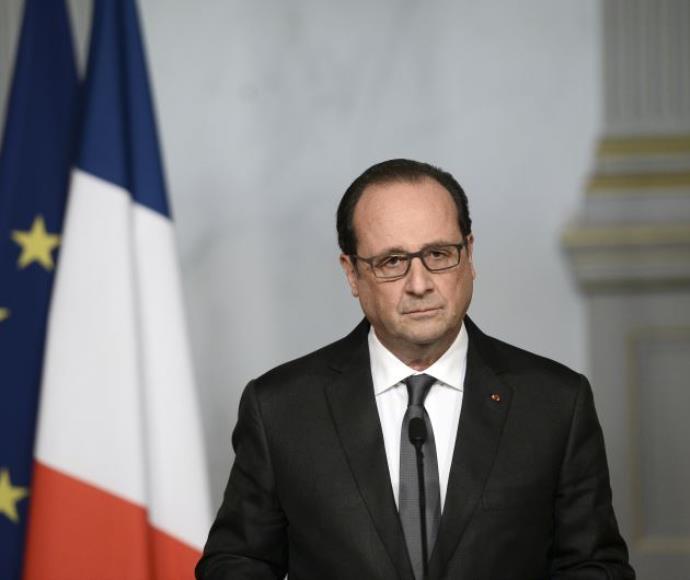 נשיא צרפת, פרנסואה הולנד
