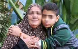 """עיישה וראג'ב, לפני שחרורה מרמב""""ם"""