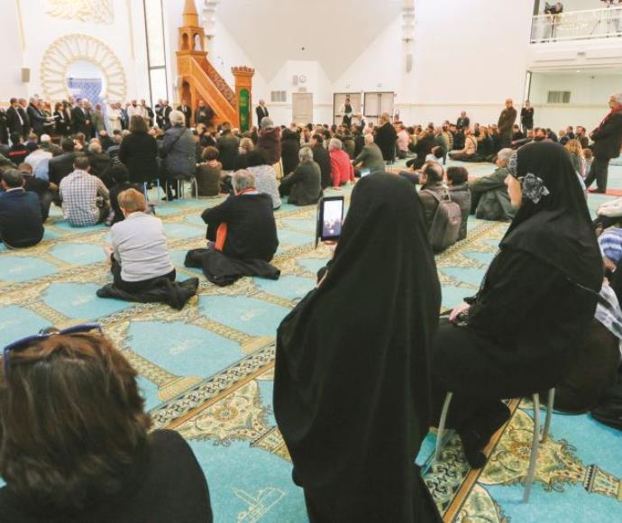 קהילה מוסלמית בפריז