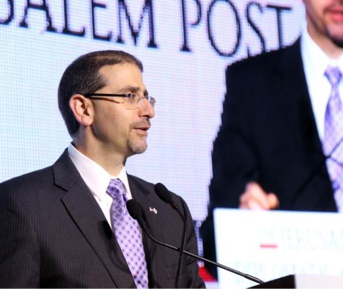 "שגריר ארה""ב בישראל, דן שפירו"