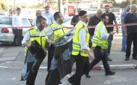 פיגוע תל אביב