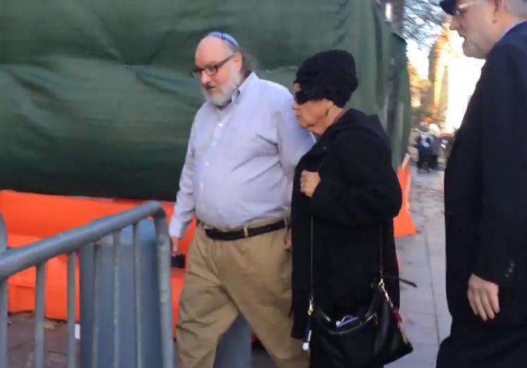 ג'ונתן פולארד משוטט ברחובות ניו יורק