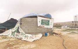 מאחז פלסטיני ליד סוסיא