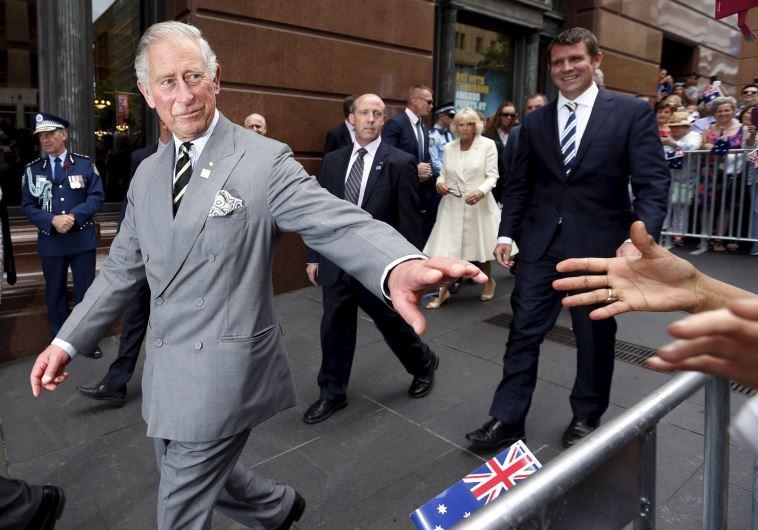 הנסיך צ'ארלס. צילום: רויטרס